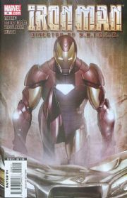 Iron Man Director Of SHIELD #30 (2008) Marvel comic book